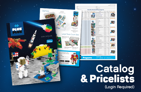 Pricelists & Catalogs