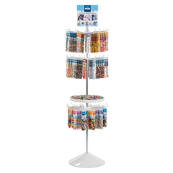 180 pc 3-Tier Floor Spinner Program - Tubes