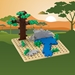 Baseplate Builder - Savanna - 05043