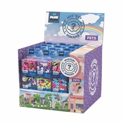 48 pc Mystery Makers Display Program - Series 2 - Pets