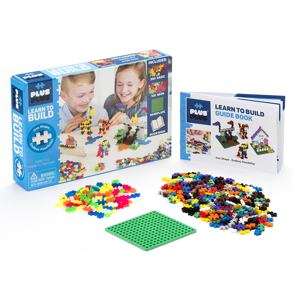 Plus-Plus - Learn to Build - Basic #05005